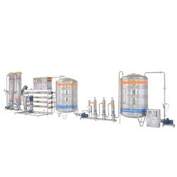 S. S Mineral Water R O System