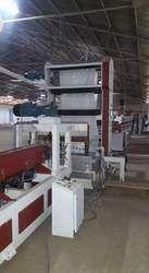 Raffia Tape Stretching Line 100 Kg To 450 Kg Per Hr