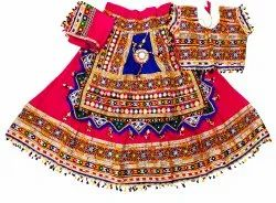 Indian Kutch Embroidered Chaniya Choli - Ghagra Choli
