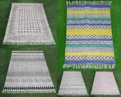 Cotton Printed Rugs