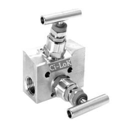 2 Way Manifolds Valves