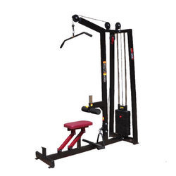 Lateral Pull Down Rowing Station