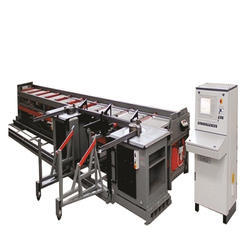 Automatic Rebar Shaping Machine