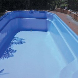 Mapei Pool Epoxy Flooring Service, Thickness: 2 - 6 Mm