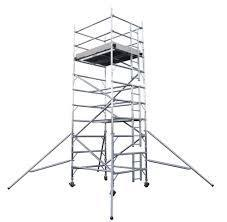 Aluminum Tilting Tower Ladder(Square Type)
