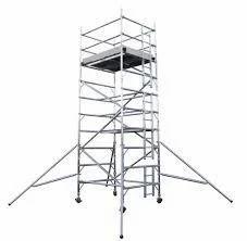 Aluminum Tilting Tower Ladder (Square Type)