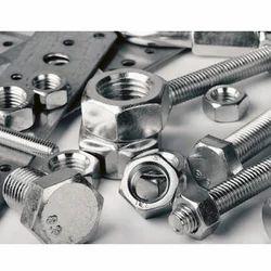 Aluminum Nuts & Bolts