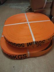 Heavy packaging polyester webbing strap