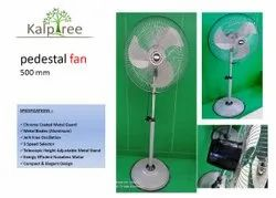 Kalptree - Pedestal Fan With Metal Blades