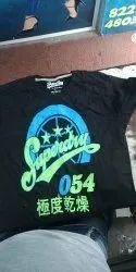 Cotton Superdry T Shirt