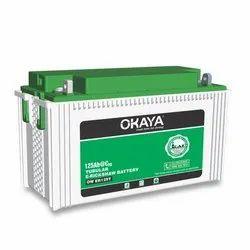 12v Okaya E Rickshaw Battery, Model Name/Number: Ow Er125t, Capacity: 125ah