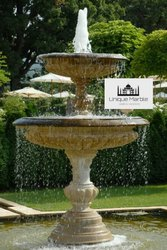 Elegant Stone Fountain