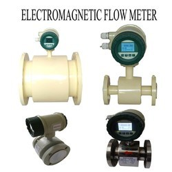 Electromagnetic Flow Meter-Battery Operated