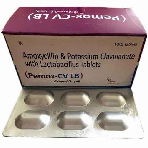 Pemox CV LB Tablet
