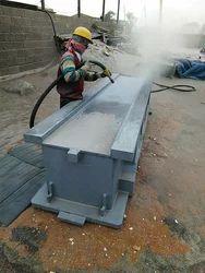 Sandblasting Job Work