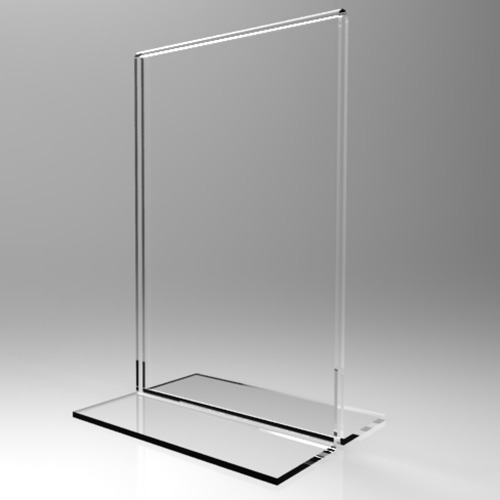 Transparent Acrylic Holder Stands