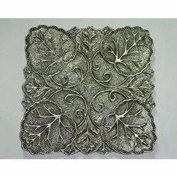 Aluminum Antique Plate, Packaging Type: Box