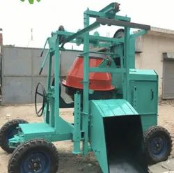 Construction Concrete Mixer Mobile Hoist