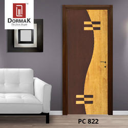 PC-822 Designer Waterproof Wooden Door
