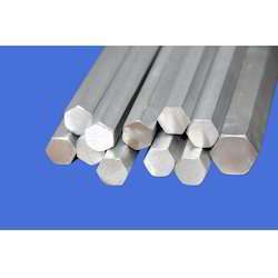 304 Stainless Steel Hexagonal Bar for Construction, Length: 3 and 6 meter