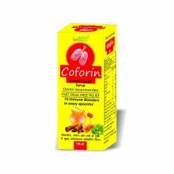ARR Coforin Syrup, Packaging Type: Bottle