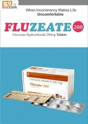 Flavoxate Hcl 200mg