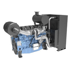 500 kVA Baudouin Standby Generator