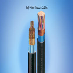 Jelly Filled Telecom Cables