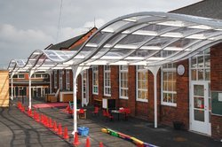 Wave Roofs Canopies
