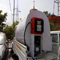 Mobile HSD Transfer Tanker