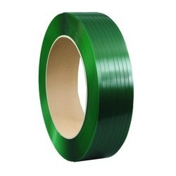 Green PET (Polyester) Strapping Roll