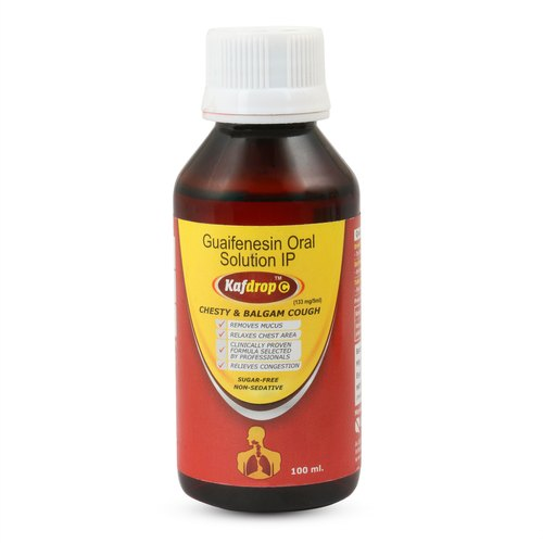 Kafdrop C by Qual-T Pharma for Chesty coughs