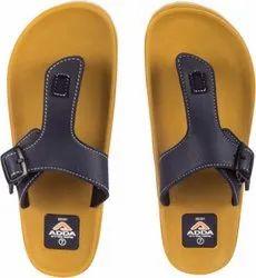 Rubber Adda Men Original Flip Flops, Size: 6 To 10