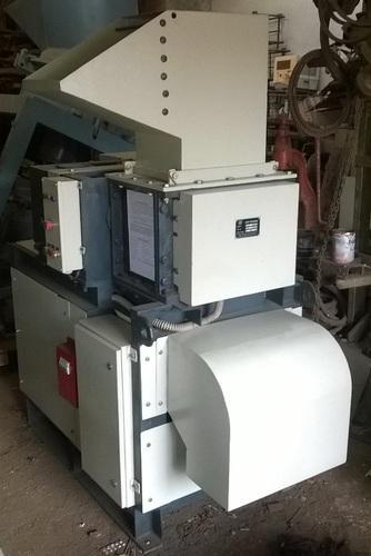Mobile Batteries Shredder Machine