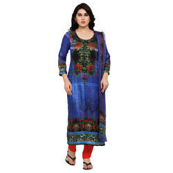 Stylish Straight Salwar Suit