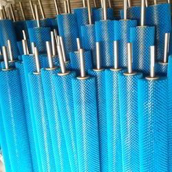Fruit Cleaning Cylindrical Brush Roller