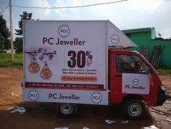Demo Van Advertising