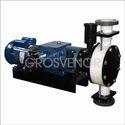 Actuated Diaphragm Pump