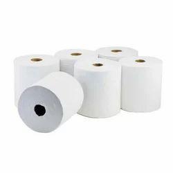 Jumbo White Paper Roll