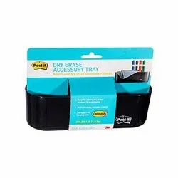 Post - it Dry Erase Accessory Tray, Packaging Type: Packet