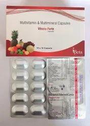 Vitozia Forte Multivitamin & Multimineral Capsules
