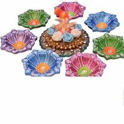 Diwali Diya B & B, Packaging Type: Packet