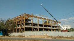 Prefab High Rise Steel Building for Shop