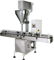 Automatic Auger Powder Filler Machine