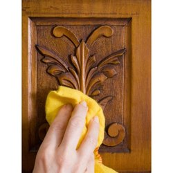 Plywood Local Area Wood Polishing Services, For Residential