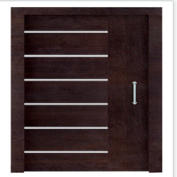 Hinged Polished Interior Wooden Door, for Home