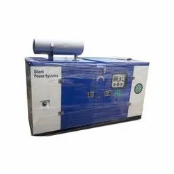 Soundproof Water Cooling 25 kVA Silent Power Generator