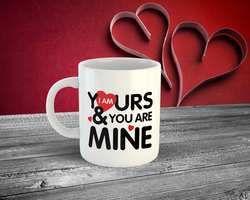 Printed Company Logo Coffee Mugs