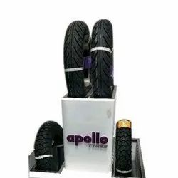 Apollo Bike Tyre, Rim Diameter: 14-16 Inch, 88-94