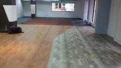 Indoor Vinyl Flooring Service